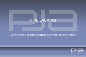 INTRODUCTION TO PIPE JACKING